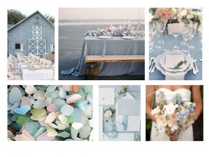 2016 Pantone color, serenity and white