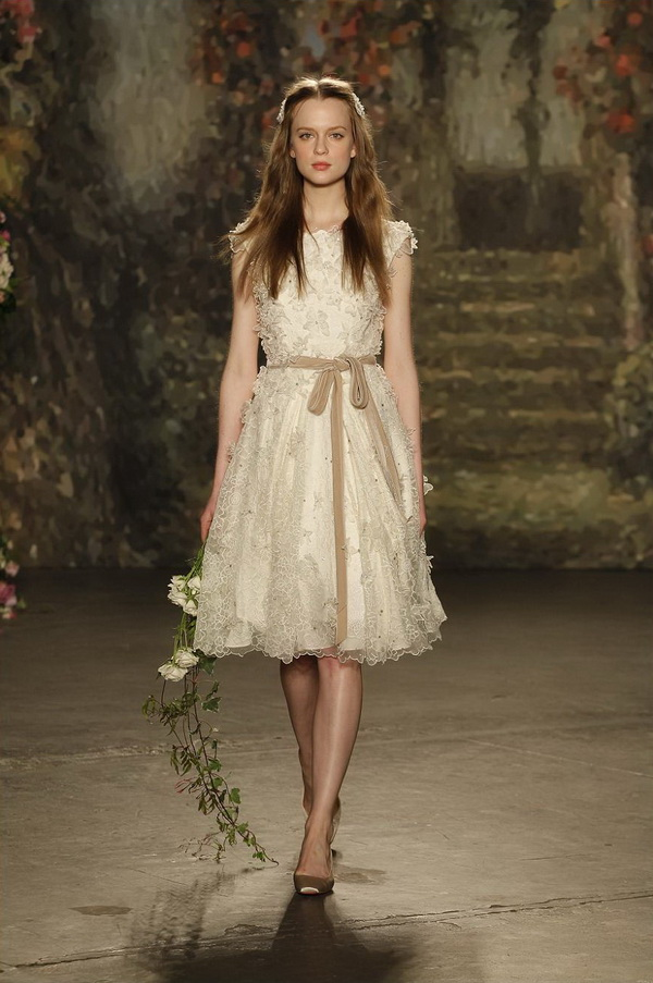 short-wedding-dress jennt packham