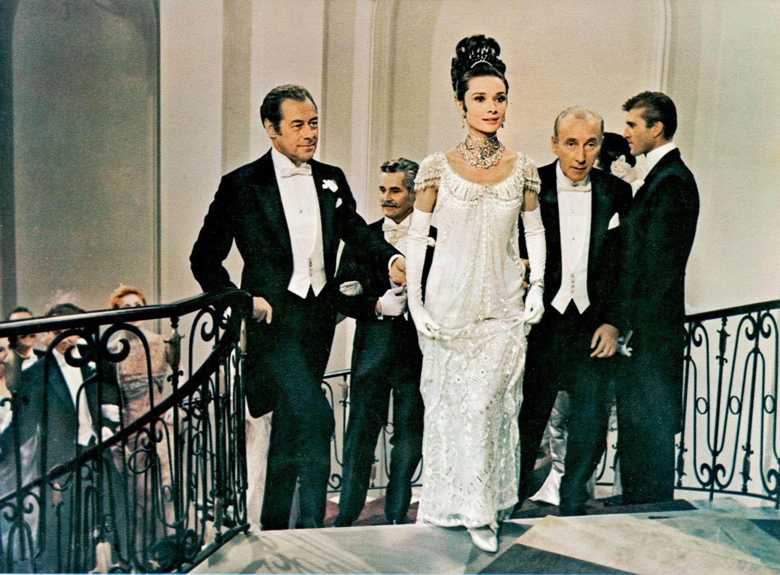 my fair lady ball gown